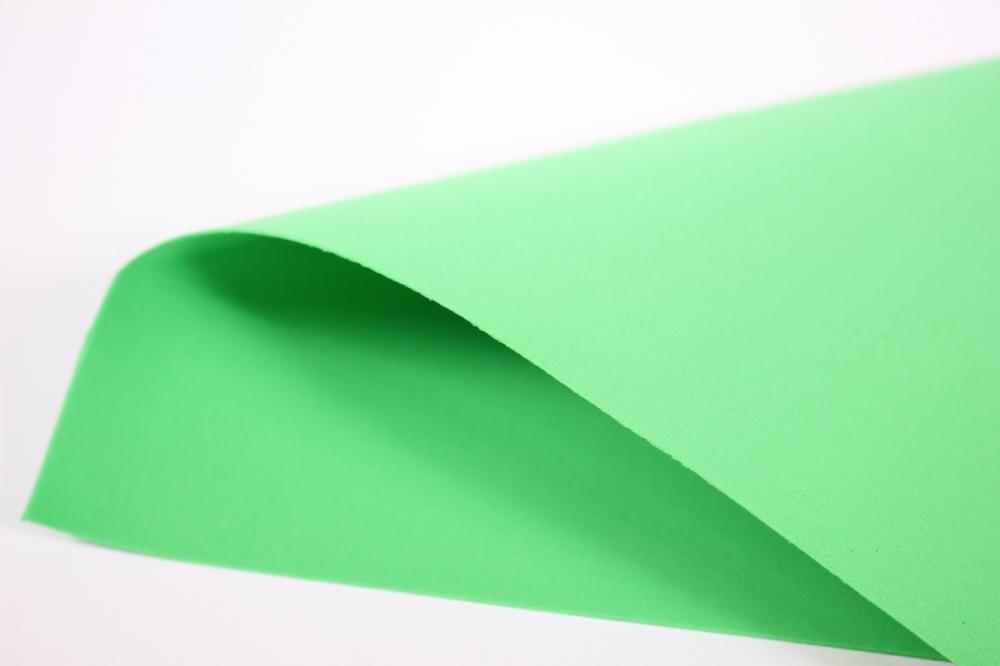 Фоамиран зеленый