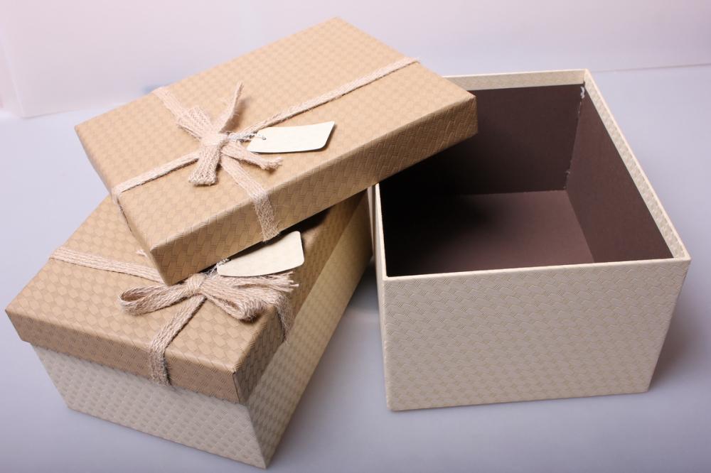 Подарочные коробки своими руками большого размера