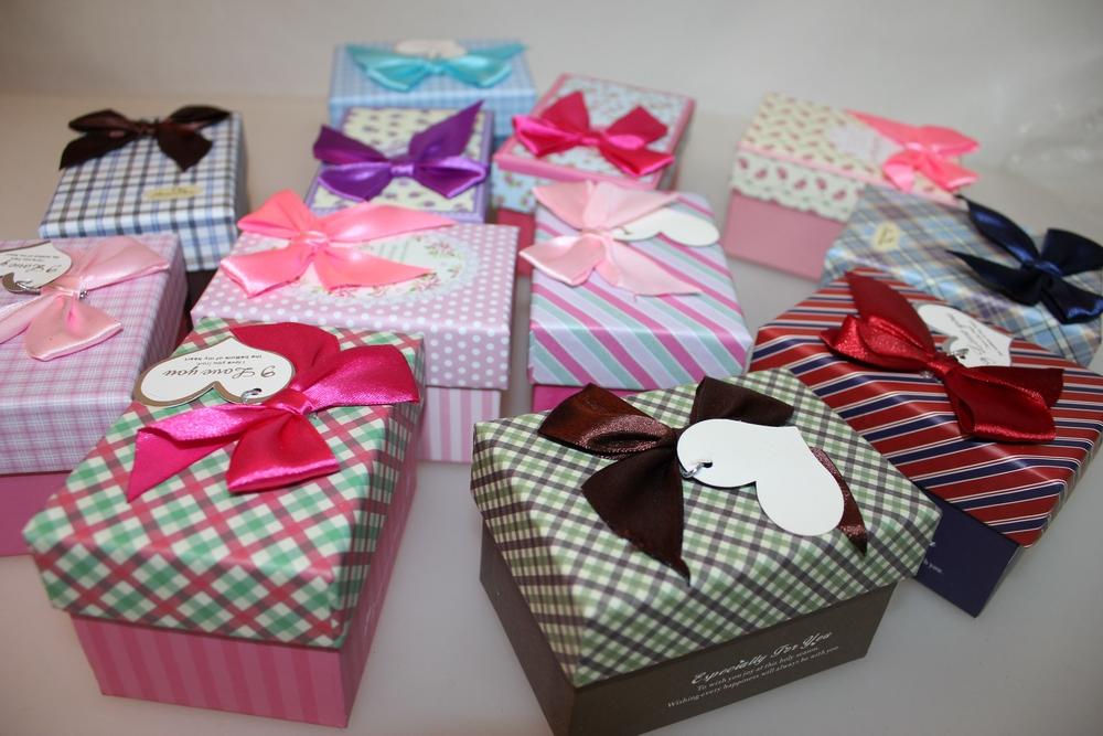 Коробочка на подарок 86