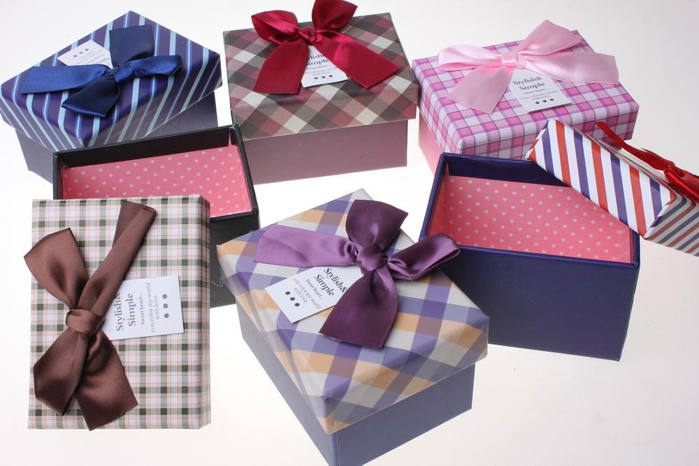 Фото как сделать коробку для подарка