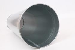 Бумага гофрированная простая - светло-малиновый 570