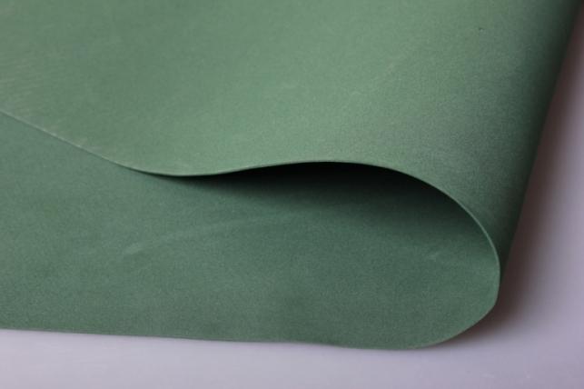 Фоамиран 038 - Глубокий зелёный 60*70см