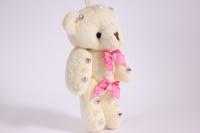 Медведь для букета №4  (3шт в уп)