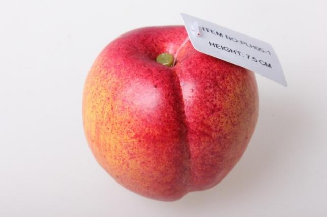 Персик большой 7см (1шт) 03-3
