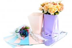 Пакеты и Сумки для цветов