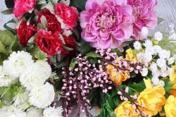 Искусственные Цветы микс