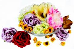 Искусственные Бутоны цветочные