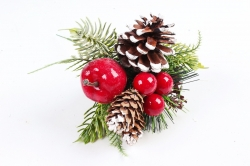 Новогодний декор - веточки (ель, сосна)