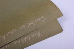 Упаковка Картон флористический