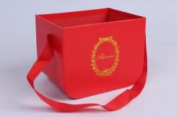 Кашпо-коробка для цветов