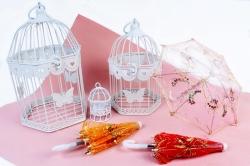 Декоративные Зонты, Кошельки, Клетки и Веера