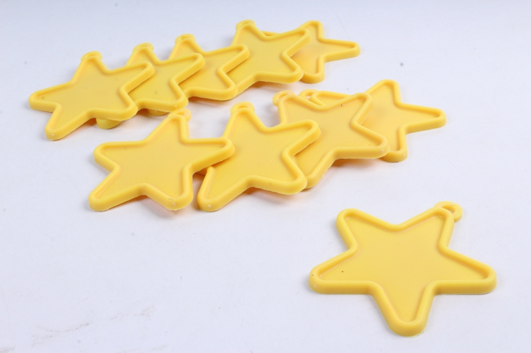 Грузики (8гр.) Звёзды, 10 штук, 000016