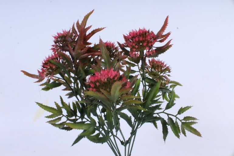 Искусственное растение -  Клевет горный красный  Б10228