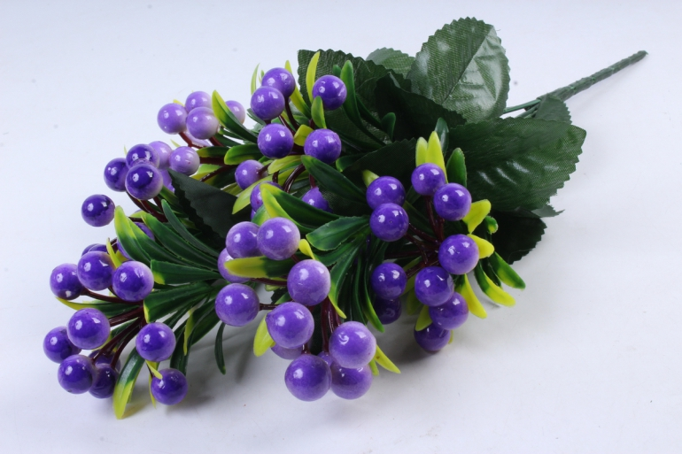 Искусственное растение -  Калина черничная  Б10280