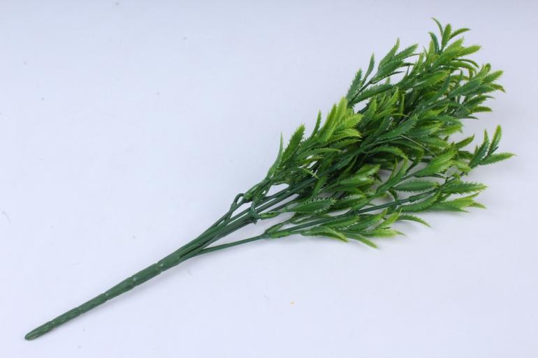 искусственное растение - ветка росянки зелёная