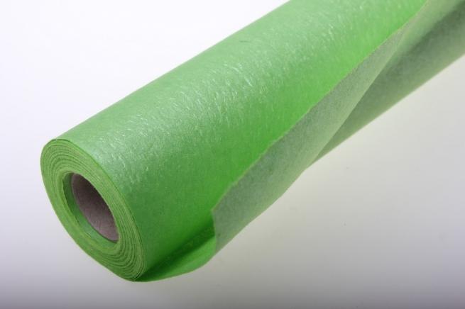 бумага водостойкая аксессуары для флористов - бумага водостойкая для цветов 60х10м - салатовый 2342