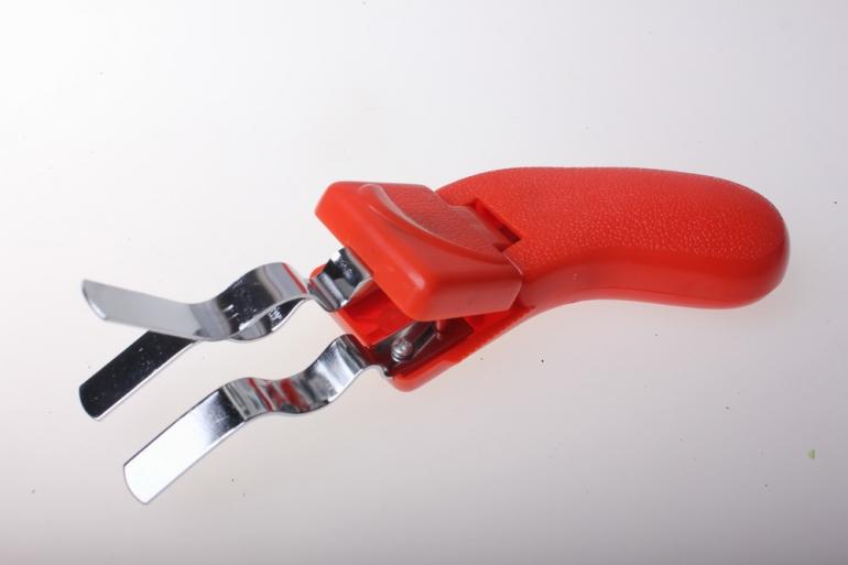 аксессуары аксессуары для флористов - шипосниматель для роз металлический 6035