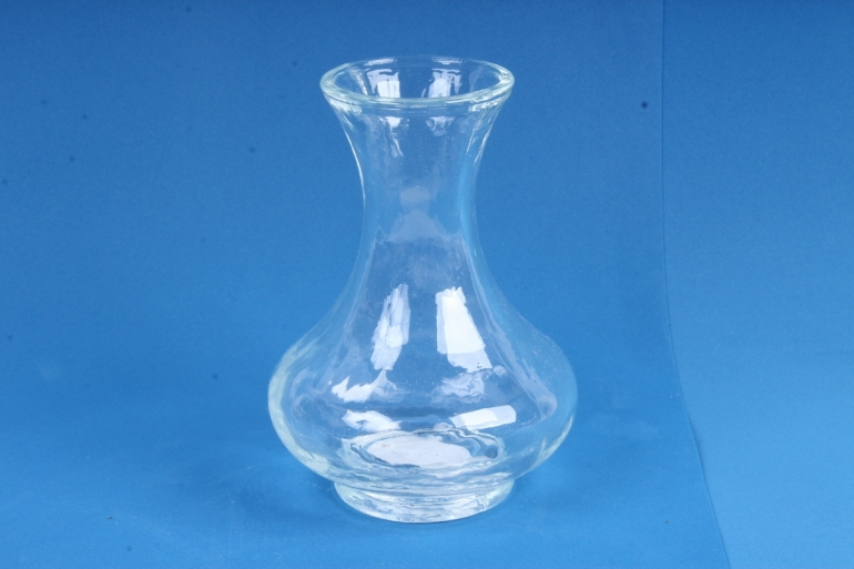АНЮТИК-2 ваза декоративная малая прозрачная 1919