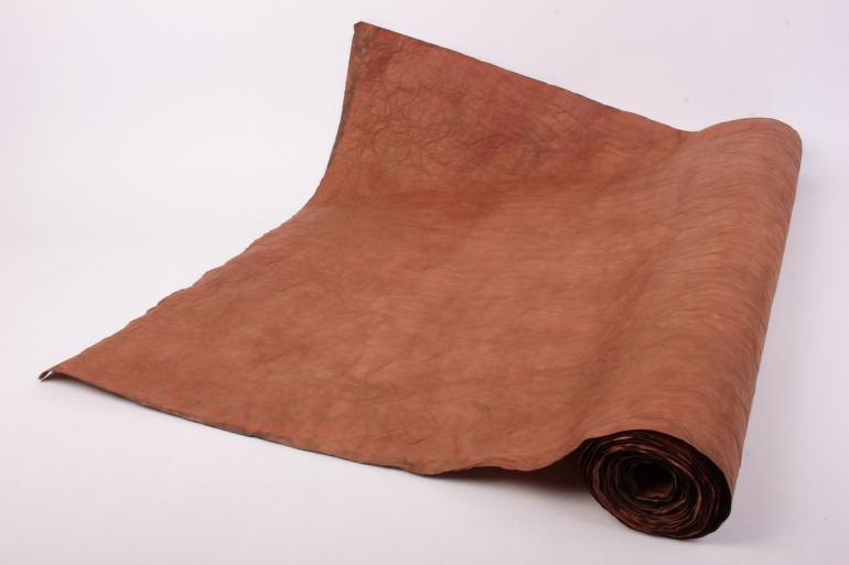 бумага жатая 70см*5 ярд молочный шоколад (36)