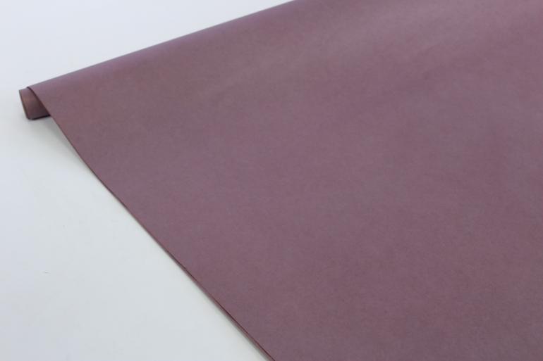 бумага  крафт 203/067 однотон. сиреневая  0,7*1м (10 лист.)