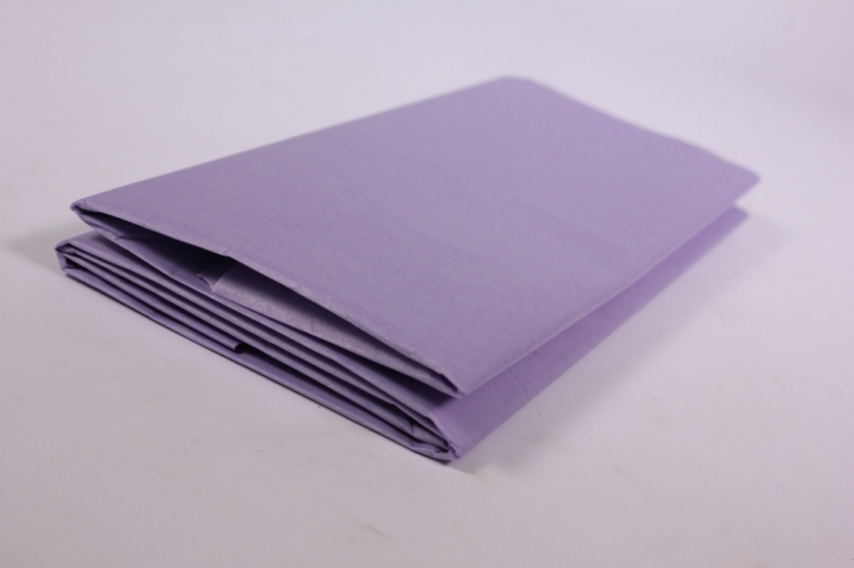 бумага тишью 10 шт 50х66 см, сиреневый