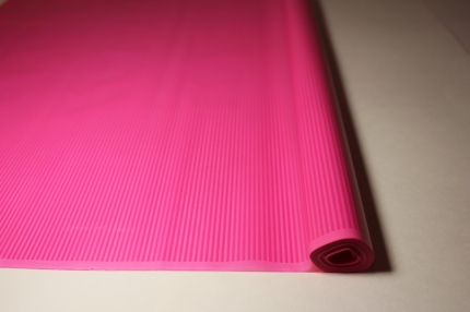 экология 0.7 цветочная плёнка - рулон 0,7 экология - розовый 9368