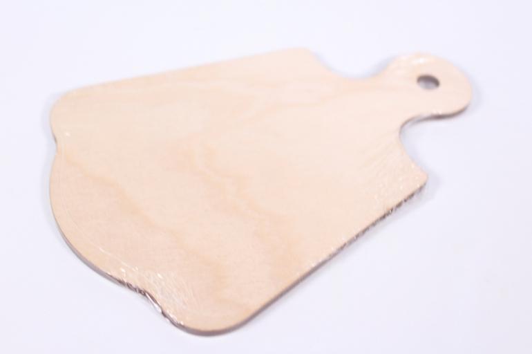 деревянная заготовка - доска №2 12*17см, фанера 4мм,  503280