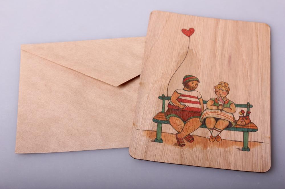 Деревянные открытки производители, открытка свадьбу родителей