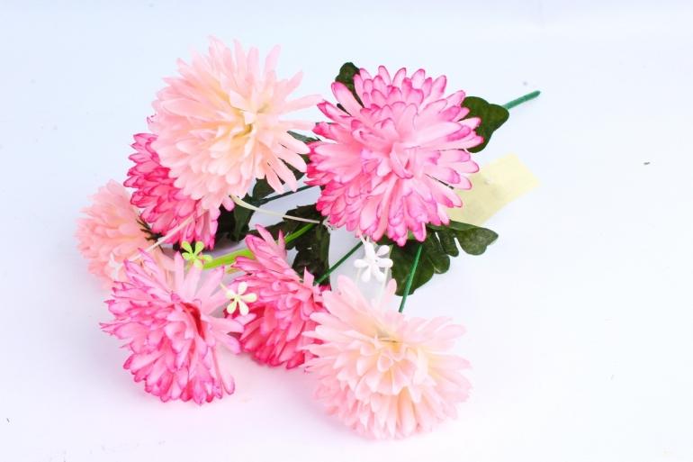 Искусственное растение - Гвоздика розовая