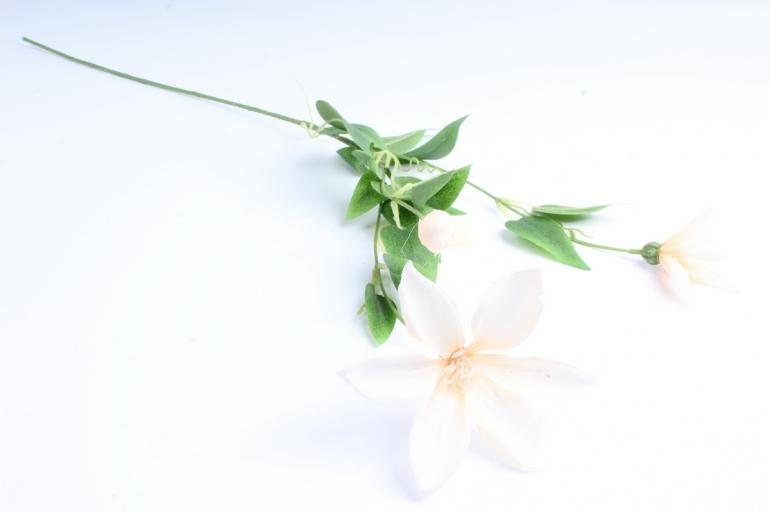 Искусственное растение - Магнолия ветка персиковая Тцк