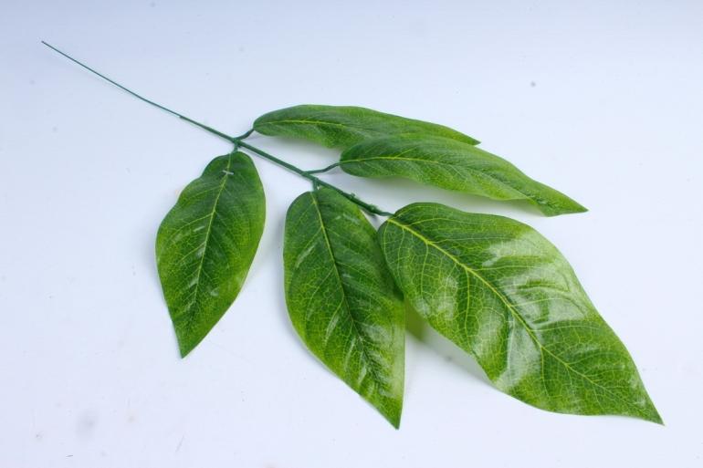Искусственное растение - Веточка с листочками  А1