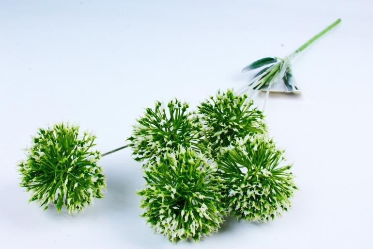 Искусственное растение -  Аллиум зелёный  (Т)