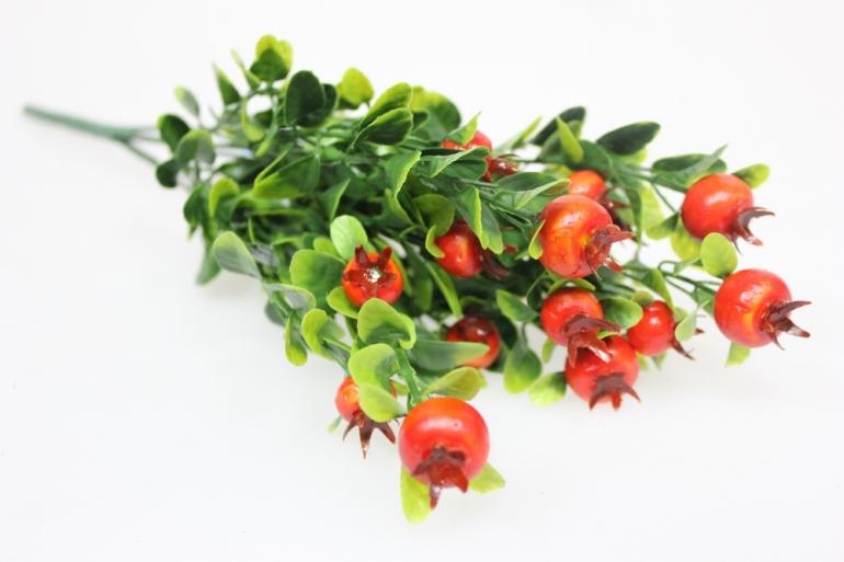 искусственные растения - 5337 шиповник с-1263