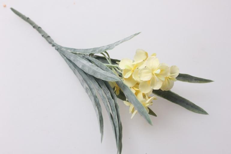 искусственные растения - цветы мал. желтые  ga86