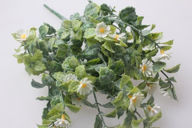 искусственные растения - ромашка белая ga108