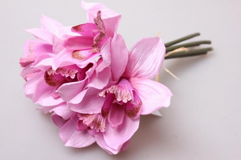 орхидея сирен 1/7шт 21см 9420 - искусственные растения