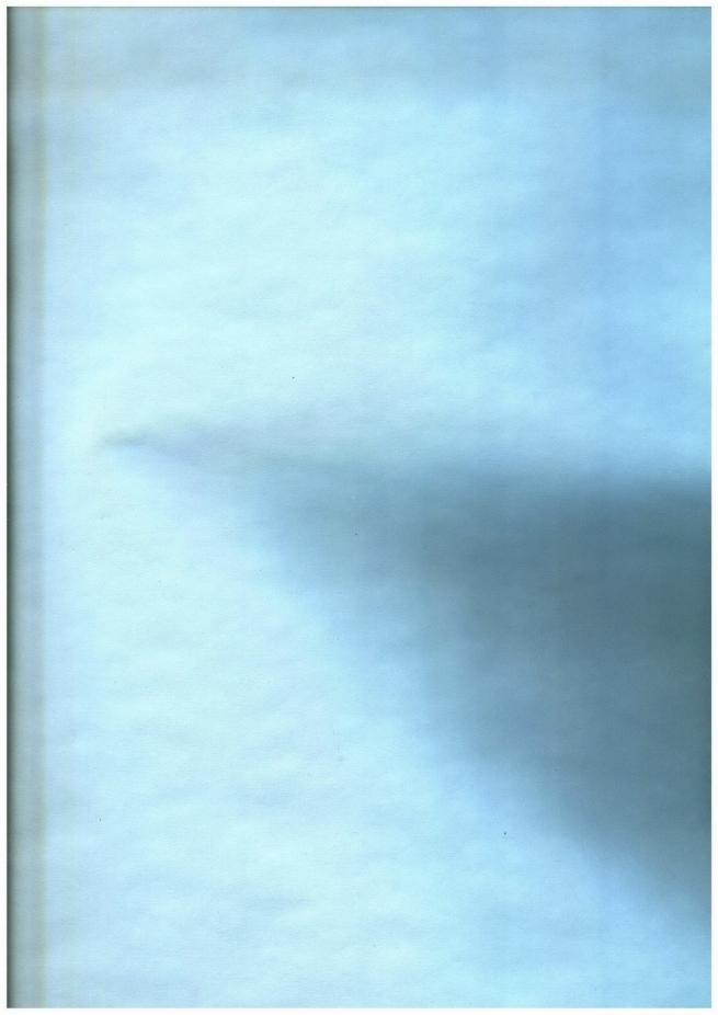подарочная бумага (дизайнерский крафт) - голубой