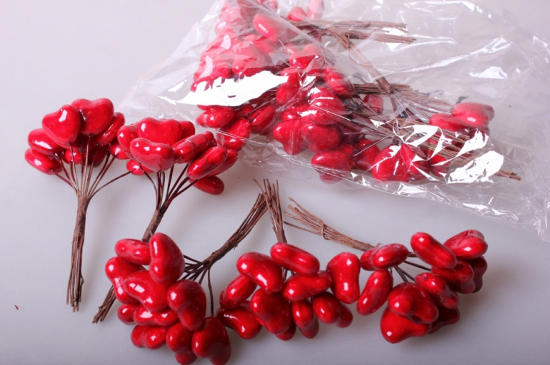 сердца красное ty76-2597 9417