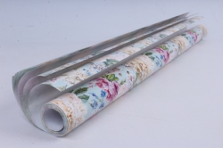 бумага глянец  100/353 облака пионов 68*98см (10 листов)