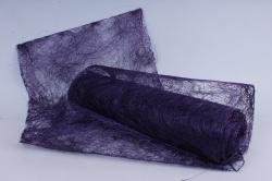 Сизалевое полотно  Лавандовый   50смх9м  (М) НН21316Л