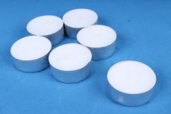 001808 Свеча чайная 12 гр ароматизир. 6шт/уп антитабачный