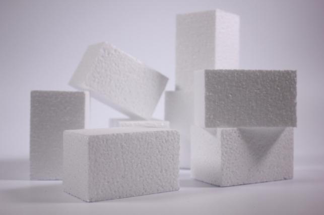 02-К Кубик из пенопласта 5х5х8см (8шт в уп)