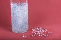 """Гидрогель """"Волшебные жемчужены люминисцентные"""" Голубой (d=2.5-3мм) GH-41163"""