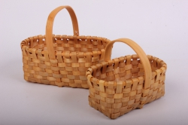 Набор корзин плетеных  (секвойя) 2 шт.