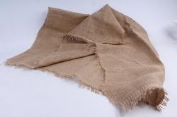 Мешковина-Ткань упаковочная, джут/лён