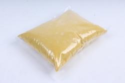Песок кварцевый 1 кг, светло-желтый   6077