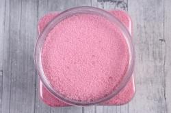 Песок декоративный в тубе (600гр) (фр.60-80) розовый KR-46862  5013