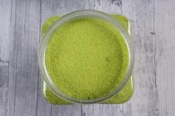 Песок декоративный в тубе (600гр) (фр.60-80) салатовый KR-46858  1015