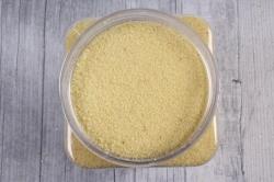 Песок декоративный в тубе (600гр) (фр.60-80) желтый KR-46870  3018