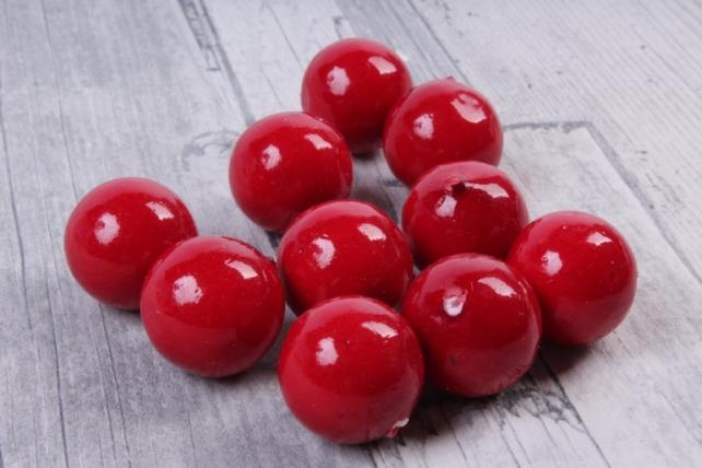 Яблоки ранетки красные (10 шт в уп)